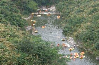 九龙大峡谷漂流相册
